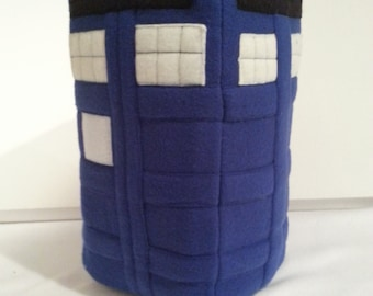 Police Box plushie ( great for Time travelers!)