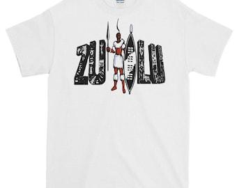ZULU Short sleeve t-shirt