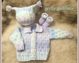 Hugs and Cuddles pdf knitting pattern