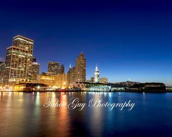 Photograph: San Francisco Waterfront (5600 x 3700)