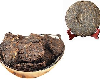 Aged Pu erh Tea - Chinese Tea - Caffeinated - Loose Leaf Tea - FREE Shipping