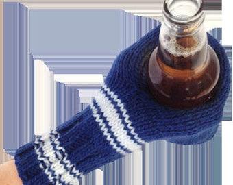 Beer Mitt - Knit