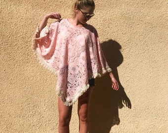 Beach dress / poncho