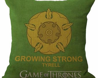 Game of Thrones - Tyrell Cushion Cover (Growing Strong)