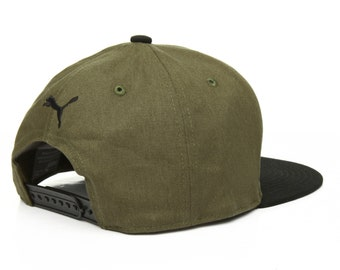 Evercat Flat Bill Snapback Hat by Puma