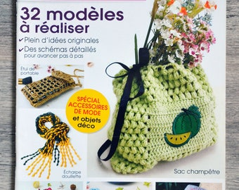 Easy crochet - 32 patterns designs magazine