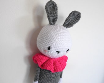 Hand crocheted toy