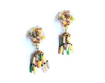 Vintage French Earrings