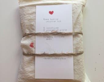 Love Letter Starter Kit