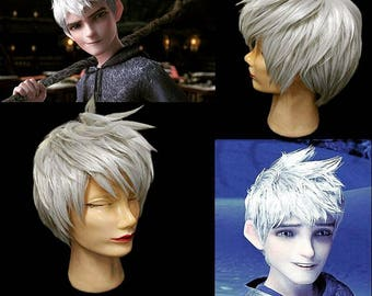 Jack Frost wig!!