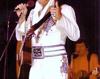 Elvis Presley - Elvis on February 19, 1977. Johnson City, TN. # 1