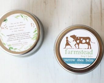 Yarrow Shea Herbal Diaper Rash Balm