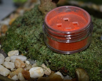 Loose Mineral Eyeshadow - Orange Crush