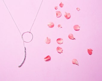"""""""Brilliance"""" Necklace in argento925 and Swarowski crystals"""