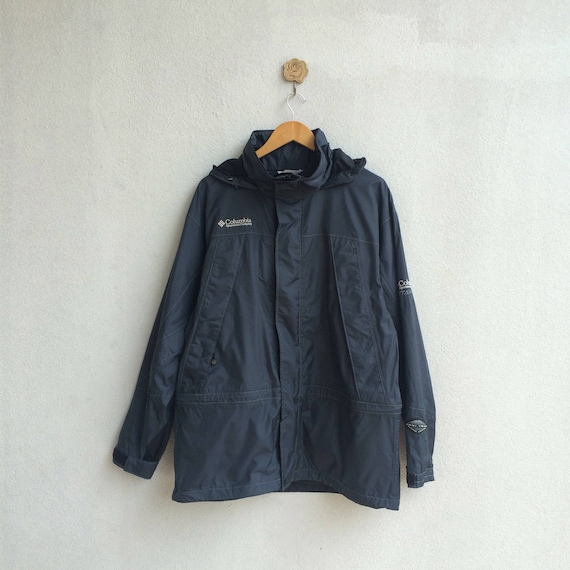 Green Colombia Mountain Zipper Jacket Nice Design ufPCcLxjU