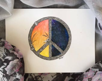 Peace Day and Night