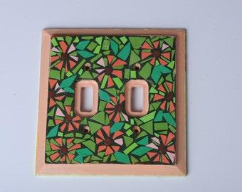 light switch plate.