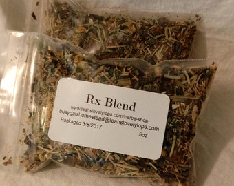 Herbal Rx Blend (Organic)