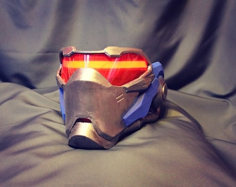 Soldier76 cosplay masque prop l'impression 3D