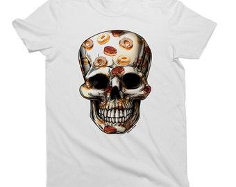 DONUT Skull Doughnut