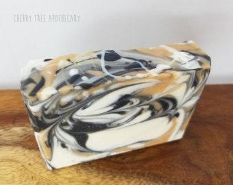 Frankincense & Myrrh Handcrafted Soap - Bar Soap - Handmade Soap