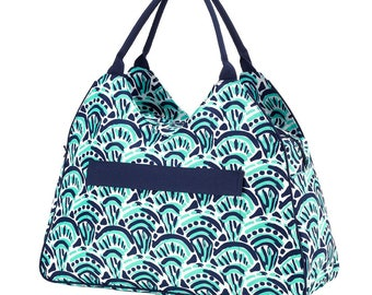 Make Wave Beach Bag