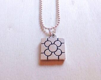 Panot Necklace • Minimal necklace • Panot necklace • Pendant collar • Street necklace