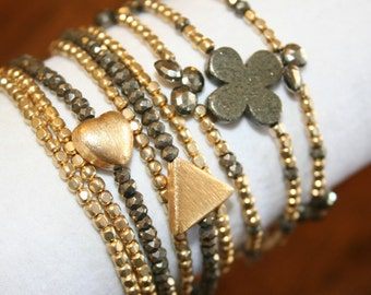 Wrap Bracelet/ Necklace