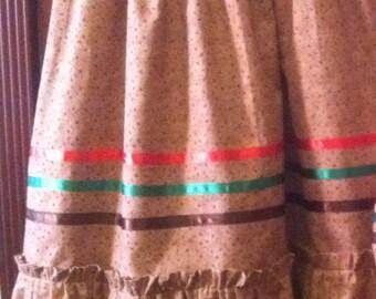 Cherokee Tear Skirt