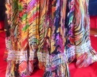 Gypsy Dress (apron 'n skirt) The Africana