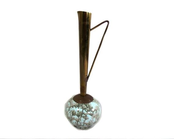 Vintage Delft Bud Vase