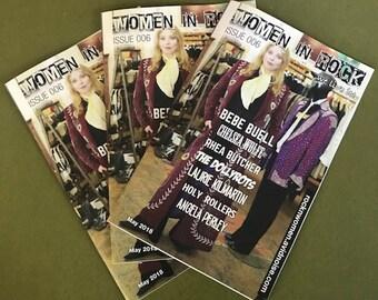 Women in Rock Magazine Issue 006