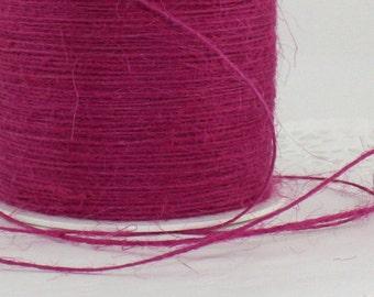 Hot Pink/Fuchsia Twine String, Baker's Twine