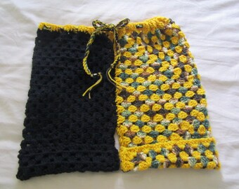 UGLY BOARD SHORTS, crochet your very own board shorts in a jiffy, easy epattern, medium to large