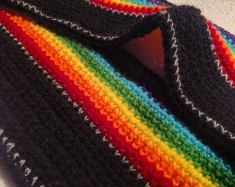 The Dark Side of The Moon Scarf/Hat