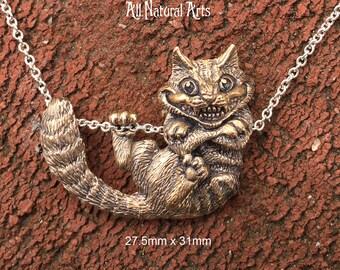 Cheshire Cat  (Bronze)