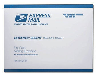 Express Mail Flat rate
