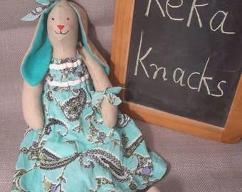 Handmade cloth Bunny