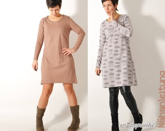 eBOOK # 100 BASIC.shirt and dress 32-58-only in german language