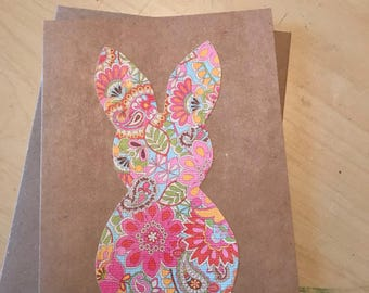 Easter Cards, Bunny Cards, Blank Cards, Greeting Cards