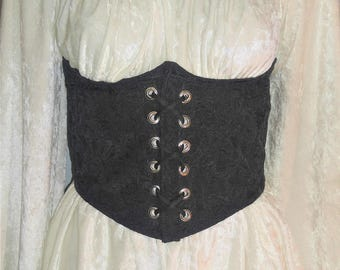 "30 1/2"" Melificent Corsets Waist Cincher"