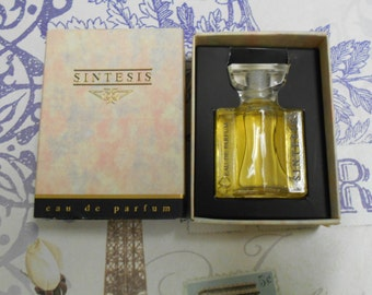 Sintesis eau de parfum 5  ml / 0.17 fl. oz. miniature bottle by Invesgen