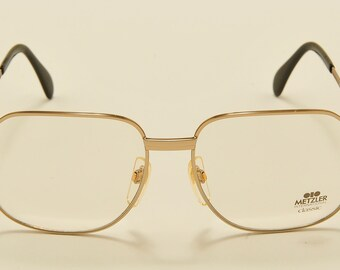 """Metzler """"7865Profile"""" Vintage eyeglasses"""