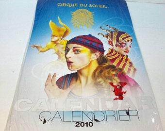 "Cirque Du Soleil 16 Month Calendar 11"" x 17"""