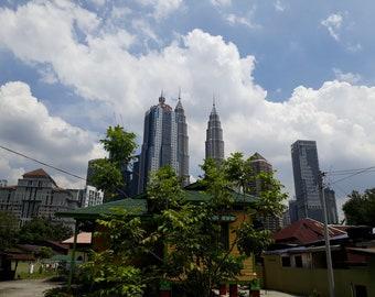 Malaysian Towers