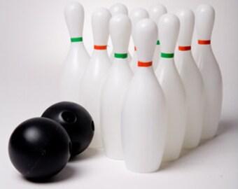 Bowling Set Game, 12 Pc Game  Set. Games for kids
