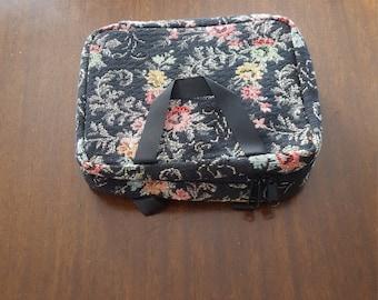 Tapestry lady's travel organizer