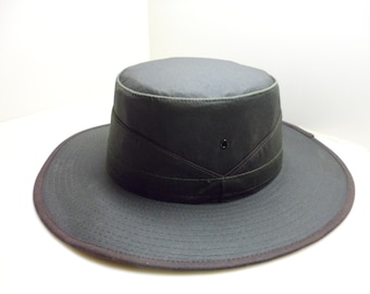 The Chatlotte, Waxed Cotton Hat