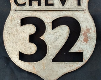 Chevy Interstate Signs