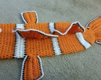 Clown Fish Blanket